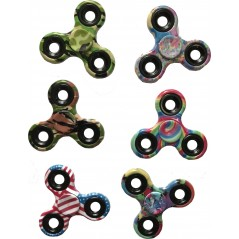 Hand spinner - Tri-Spinner - Ultra Fast and Decorative Bearings