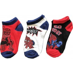 Spiderman Marvel Sock