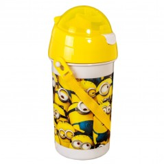 Water bottle pop Up Minions