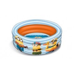 Swimming pool 3 MONDO Minions rolls Diameter: 100 cm