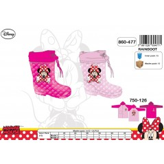 Disney Minnie Rain Boots