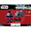 2-częściowy kapelusz Star Wars i rękawiczki Star Wars