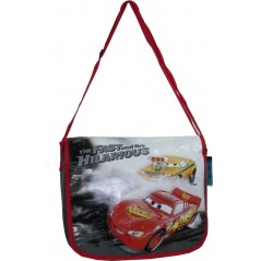 Shoulder bag Disney Cars 33 cm