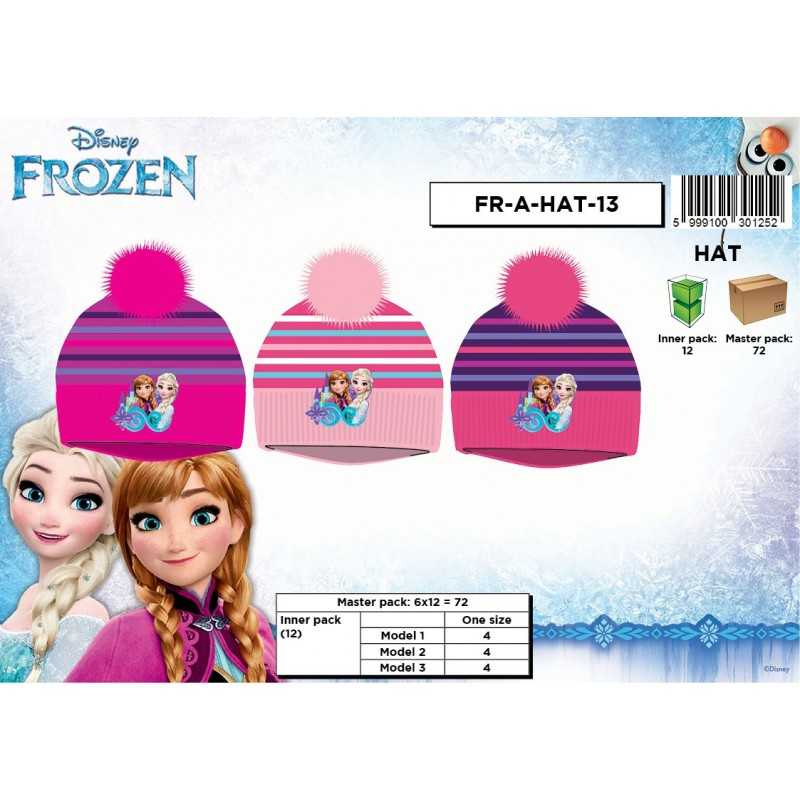 Pompom Beanie The Snow Queen