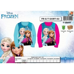 Long Sleeve T-shirt Frozen