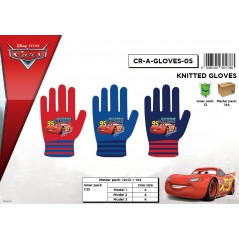 Set de Guantes Disney Cars