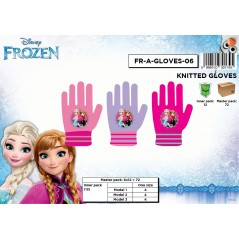 Set gants La Reine des Neiges