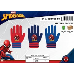Spiderman Gloves Set