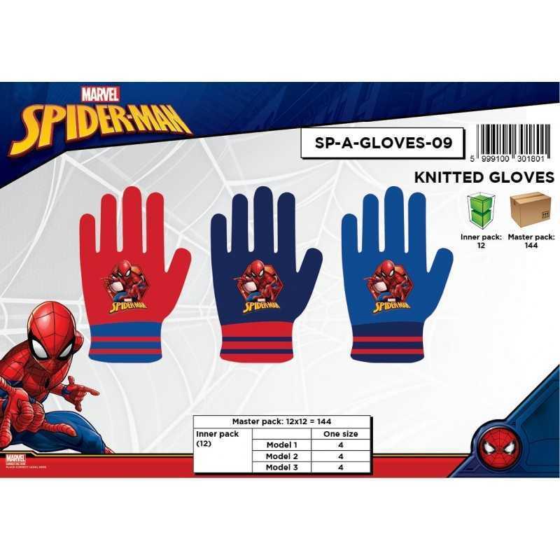 Spiderman Handschuhe Set