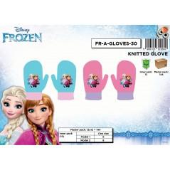 Mitten Gloves Frozen