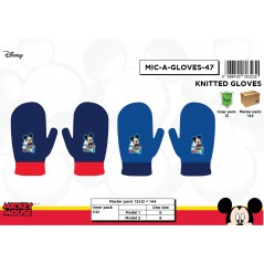 Gloves Mitten Mickey Disney