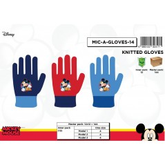 Mickey Disney Gloves