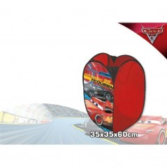 Panier de rangement pop up Cars Disney