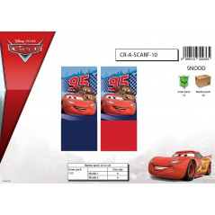 Funda Cuello Disney Cars