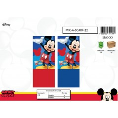 Disney Mickey Neck Blanket