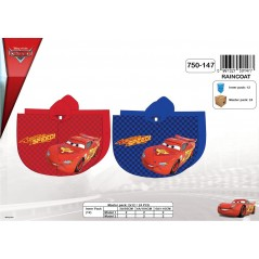 Imperméable Cars Disney