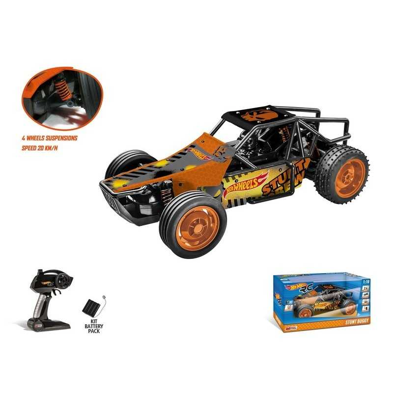 Hot Wheels Stunt Buggy 1 10 avec Batterie Rechargeable - New Discount 19a0db1e28db