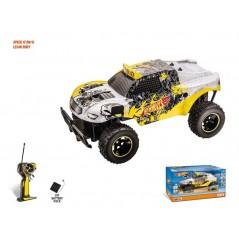 Hot Wheels TruckK 1/10 avec Batterie Rechargeable