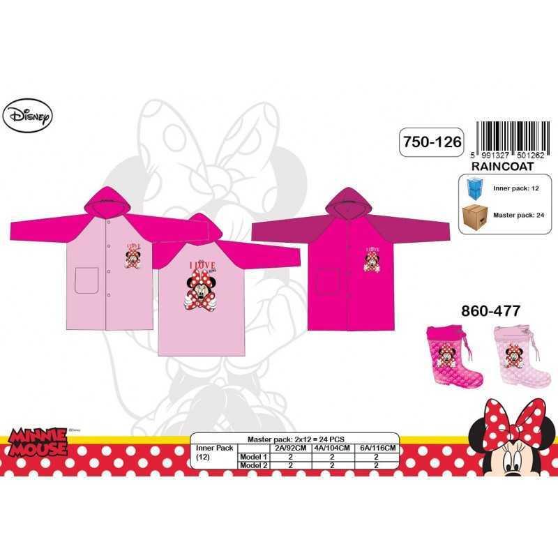 Minnie Disney Raincoat