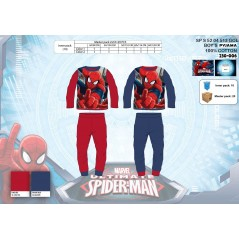 Pyjama Long Spiderman