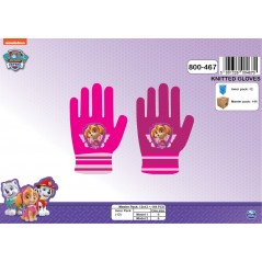 Pat Patrol Gloves Set - Girl