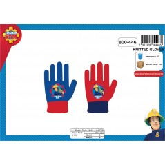 Guantes Set Sam The Fireman