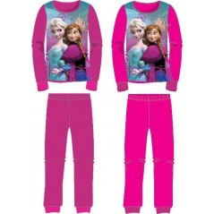 Frozen long fleece pajamas