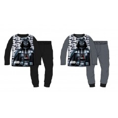 Star Wars long fleece pajamas