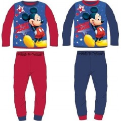 Pajamas fleece Mickey - 3 to 8 years