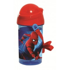 Gourde pop up Spider-man