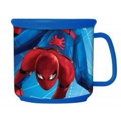 Mug Spider-man en plastique