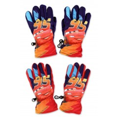 Disney Cars Ski Gloves