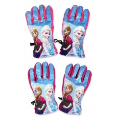 Ski gloves The Frozen Disney