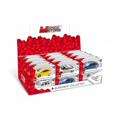 Voiture Miniature European Collection Mondo 1/43