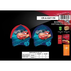 Gorra Disney Cars