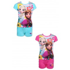 Ensemble T-shirt Frozen et Short Frozen