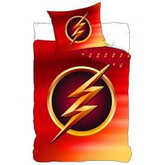 Parure Housse de Couette Flash + Taies d'Oreiller Flash