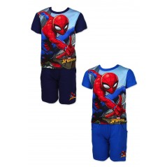 Ensemble T-shirt + Short Spiderman - Marvel