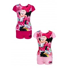 Ensemble Short + T-shirt Minnie Disney