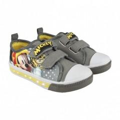 chaussure lumineuse Mickey Disney