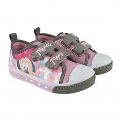 chaussure lumineuse Minnie
