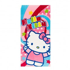 Hello Kitty cotton beach towel