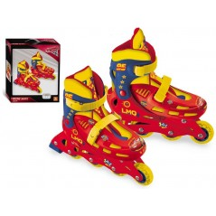 Pair of rollers on line Disney Cars