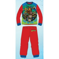 The cotton Ninja Turtles pajama set