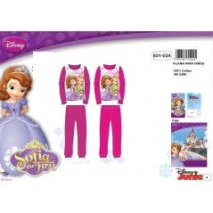Ensemble pyjama long Princess Sofia