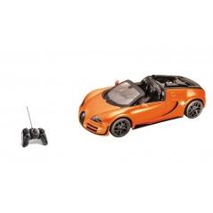 Véhicule Radiocmmandée Bugatti Veyron 1/14