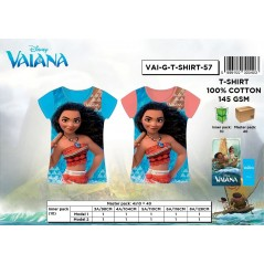 Vaiana Short Sleeve T-shirts