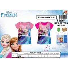 Frozen t-shirt short sleeve