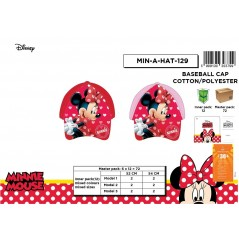 Czapka Minnie Disney