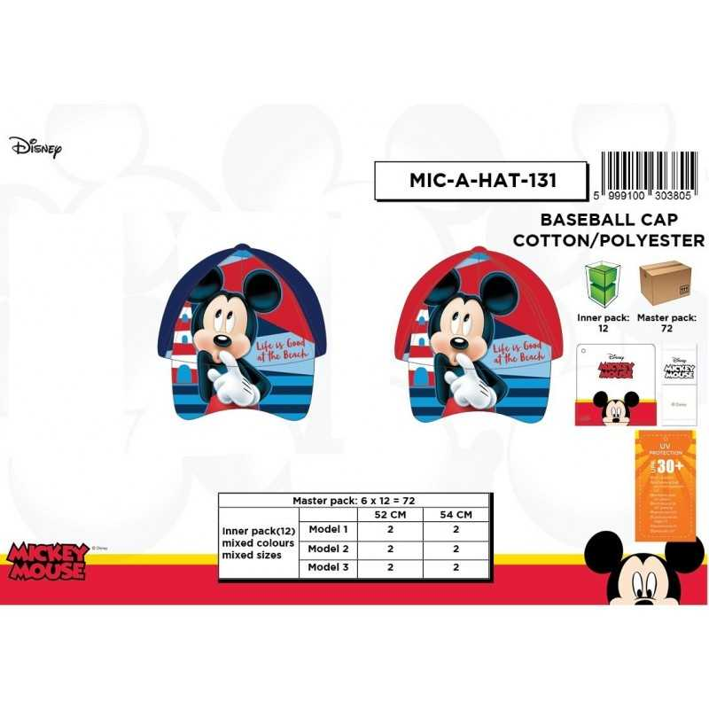 Disney Mickey Cap